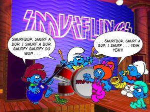 Smurflings Vic George