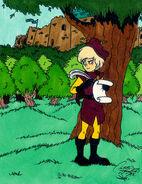 Sir Josten - Smurfs