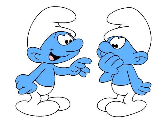 Cartoon Characters Kissing Each Other : I dream of smurfette story part smurfs fanon wiki