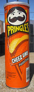 Cheese-ums Pringles