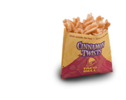 Taco Bell Cinnamon Twists