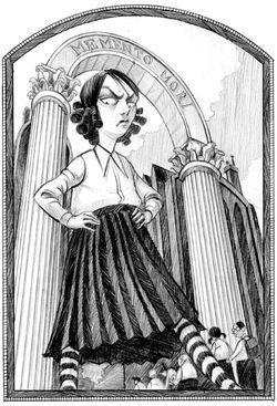 Carmelita Spats (TAA)