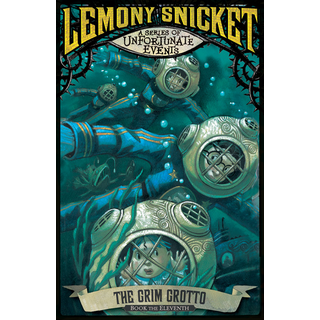 the grim grotto elements of fiction A series of unfortunate events #11: the grim grotto by lemony snicket if you are searched for a book a series of unfortunate events #11: the grim grotto.
