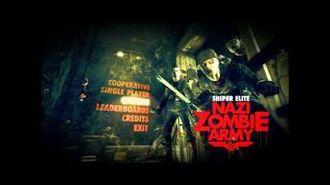 Sniper Elite - Nazi Zombie Army (Theme)