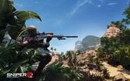 Sniper2 screen 2