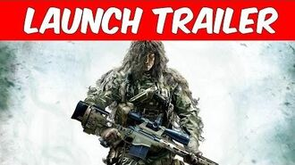 Sniper Ghost Warrior 3 2017 Official Launch Trailer PS4 XBOX PC