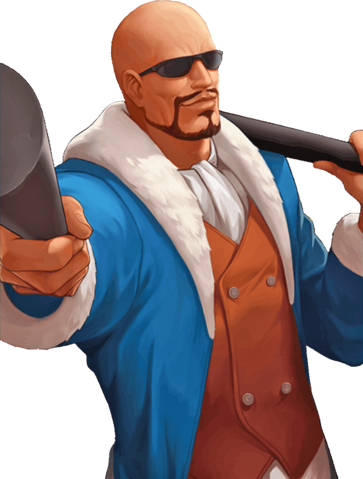 File:KOF 98 UM OL-Mr. Big .png