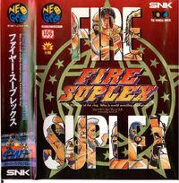 Firesuplex