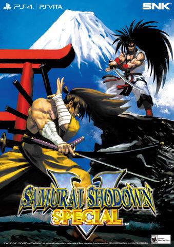 File:Samurai Shodown V Special-Cover.jpg
