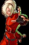 King Of Fighters 98 UM OL-Ash Crimson