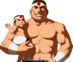 KOF2002-Goro-Win