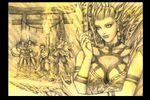 Orochi past