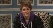 SNL Miley Cyrus - Justin Bieber
