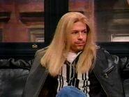 SNL David Spade - Brad Pitt