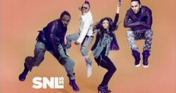 SNL The Black Eyed Peas