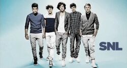 SNL One Direction