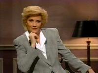Nancy Walls as Diane Sawyer