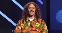 "SNL Andy Samberg - ""Weird Al"" Yankovic"