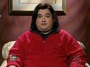 SNL Horatio Sanz - Rosie O'Donnell