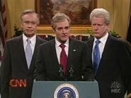 SNL Fred Armisen - George H. W. Bush