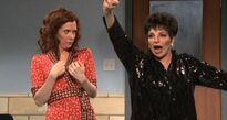 SNL Liza Minnelli