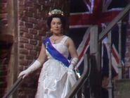 SNL Jeanette Charles - Queen Elizabeth II