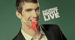 SNL Michael Phelps
