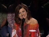 SNL Amy Poehler - Paula Abdul