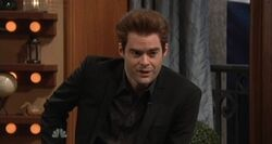 SNL Bill Hader - Robert Pattinson