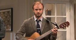 SNL Justin Timberlake - Justin Vernon