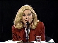 Jan Hooks as Diane Sawyer