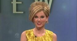SNL Taylor Swift - Kate Gosselin
