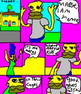 Simpsons comic 2009 01