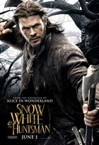 The Huntsman Poster 2