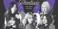 4th Headlining Tour: Phantasia Tour