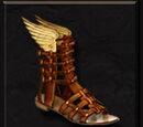 Messenger's Sandals
