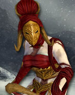 HeroStore-Huntress-Warpaint-Normal