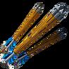 Good-HeroGear-Crossbowman-TripleShot-LessBonusMoreAoE-Icon