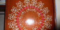 DIY Multi-Loop Bubble Wand--Zip-Tie Design
