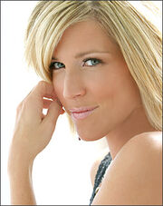 Cassie Layne Winslow (Laura Wright)