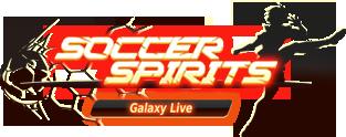 Soccer Spirits logo Galaxy Live