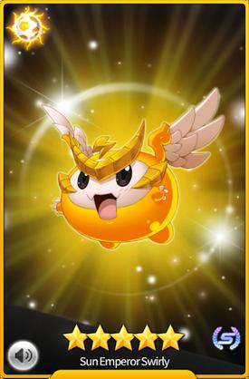 Sun Emperor Swirly