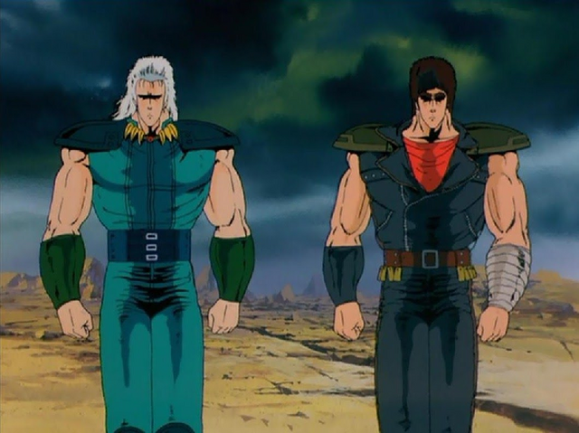 File:Kenshiro and Rei.png