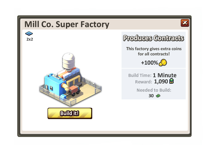 Millcosuperfactory