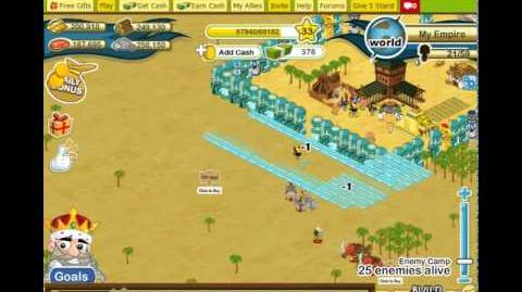Water Tower of Atlantis Civilization