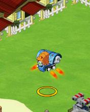 Massivegunnerdrone