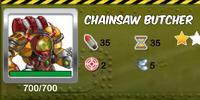 Chainsaw Butcher