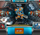 Massive Gunner mech