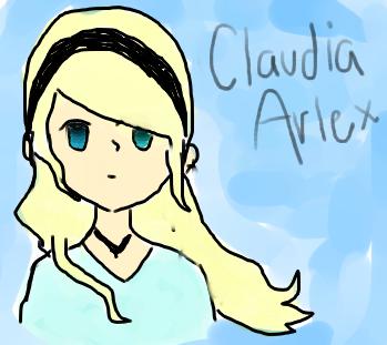 Claudia Arlex