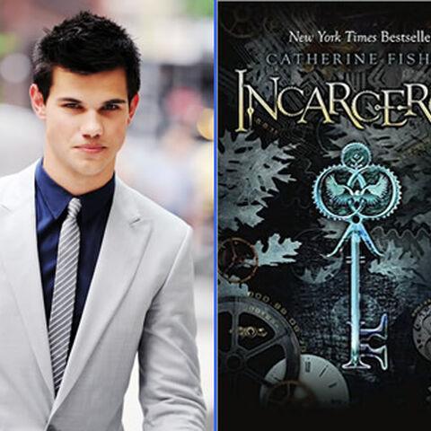 Segunda-feira Star: Taylor Lautner, interpretará Finn, em <a href=